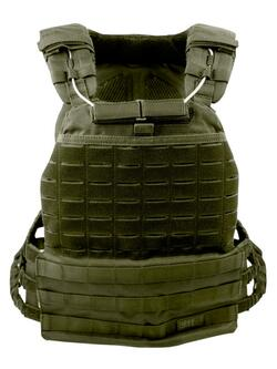 5.11 TacTec Plate carrier - OD green