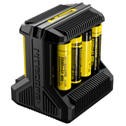 Nitecore Intellicharge I-8