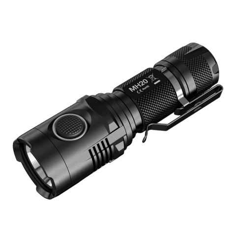 Nitecore MH20GT - Genopladelig
