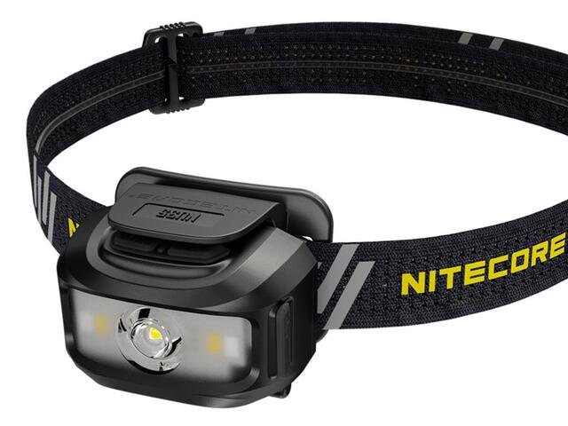 Nitecore NU35 Pandelampe - Dual Power Hybrid Working Headlamp
