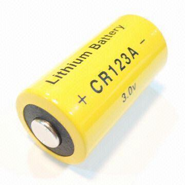 Cr123a batteri