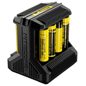 Nitecore Intellicharge I-8 Oplader