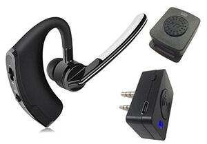 PT Bluetooth Headset til TYT